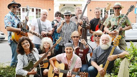 The Dereham Blues Festival takes place in July. Picture: Ian Burt