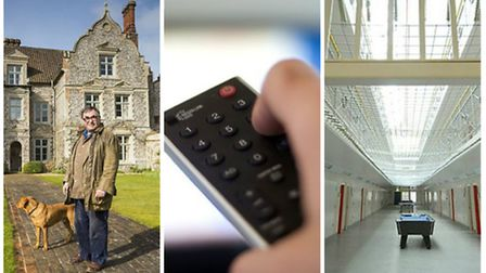 Norfolk dominated primetime TV last night with Normal for Norfolk (left) and Her Majesty's Prison: N
