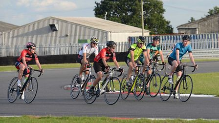 The third Cycle Snetterton Race Circuit event is taking place in May in aid of East Anglia's Childre