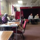 East Norfolk Transport Users Association meeting in Caister on Tuesday, April 26. Photo: George Ryan