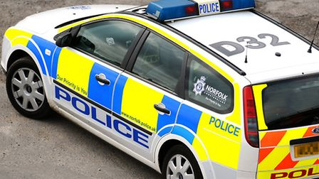 Brynn Keane, 24, led the police on a chase of almost two miles from the A149 into Heacham High Stree
