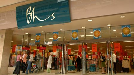 The BHS in Norwich. Photo: EDP/Evening News