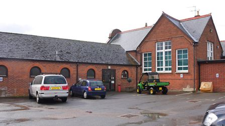 Sprowston Diamond Centre, where the town council office is located. PHOTO BY SIMON FINLAY