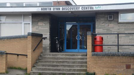 The North Lynn Discovery Centre. Picture: Ian Burt