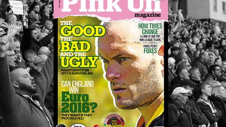 The first issue of the brand new Pink Un magazine.