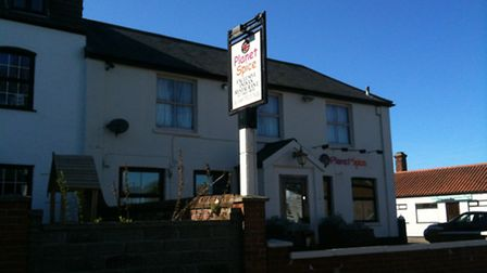 Planet Spice in Ormesby.