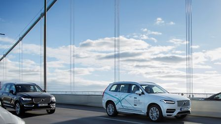 Volvo, which is pioneering the development of autonomous driving systems globall, is launching the