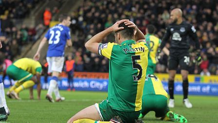 Will Russell Martin be at Carrow Road next season? Picture by Paul Chesterton/Focus Images Ltd
