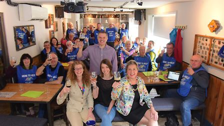 City of Ale city hosts learn all about real ale and the city's pubs and breweries in preparation for