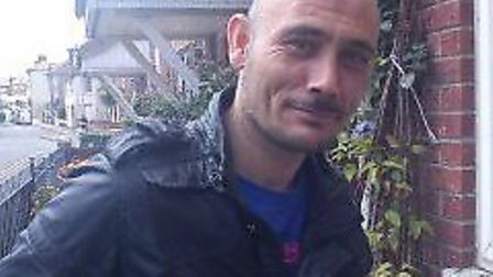 Ian Church who was murdered in Great Yarmouth on May 5, 2012