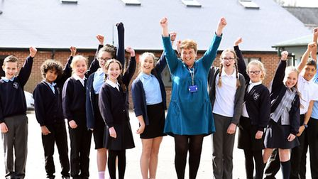 Blundeston Primary School has been rated as 'good' by Ofsted in the latest report.Headteacher Kate S