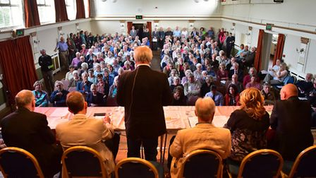 Public meeting to look at the future of Southwold HospitalPHOTO: Nick Butcher
