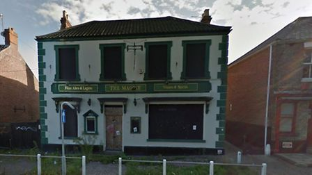 The former Magpie Pub on Magpie Road in Norwich.