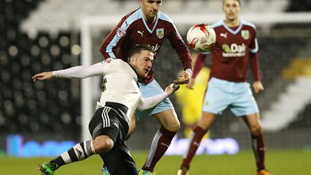 Norwich City have reportedly stepped up their interest in Fulham's Ross McCormack. Picture: Adam Dav
