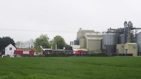 Green Farm at Edge Green, Kenninghall, which has been the subject of a High Court battle over Crown