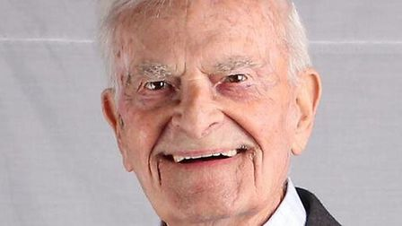 NNF16. Harry Leslie Smith. Photo: submitted.