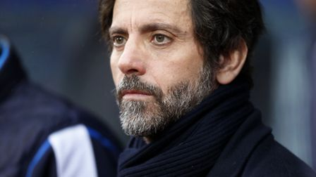 Watford manager Quique Flores is reportedly under pressure at Vicarage Road. Photo: Paul Harding/PA