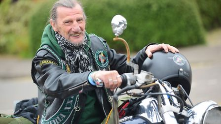 Ex-serviceman Keith Varney is to embark on a motorcycle ride around Great Britain, raising money for