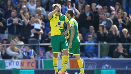 Ryan Bennett needs to assert his authority at Norwich City. Picture by Paul Chesterton/Focus Images