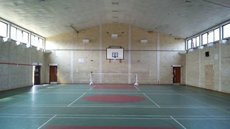 A loan application for a play area in a gym at the former RAF Coltishall airbase has been turned dow