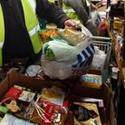 Foodbanks are becoming more and more necessary as more people fall on hard times and need to call o