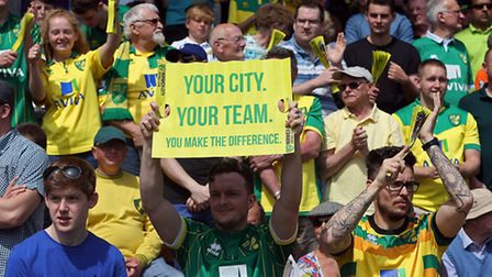 Norwich City fans have 23 away games to travel to in the Championship. Picture by Paul Chesterton/Fo