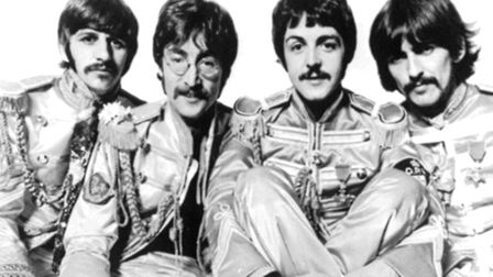 Beatles albums are expected to fetch hundreds in a charity auction.