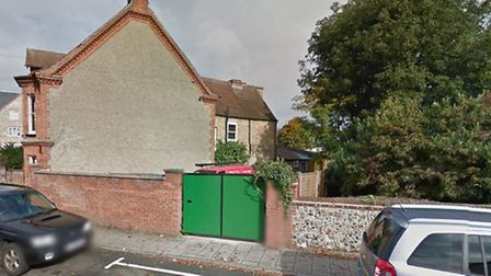 What Earls Street in Thetford looks like normally. Picture: Google Street View