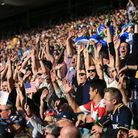 The Mexican wave gets everywhere - witness this example as Scotland take on the USA in last years Ru