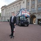 Startup Britain Tour 2016 launch at Buckingham Palace on June 15 2016. Picture: Submitted