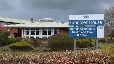 Cranmer House, in Fakenham, where beds are under review. Picture: Chris Bishop