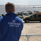 HM Coastguard rescue officers from Lowestoft and Southwold have been kept busy. Pictures: HM COASTGU