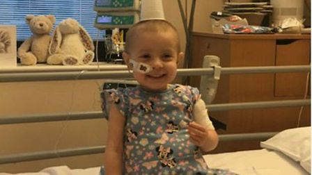 Floods of donations have poured in for Scarlett Gray: Picture Lincolnshire Echo