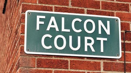Residents at Falcon Court, Great Yarmouth are complaining about the councils behaviour.Picture: Jame