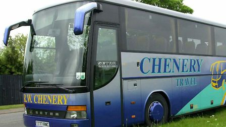 Chenery Travel at Dickleburgh.