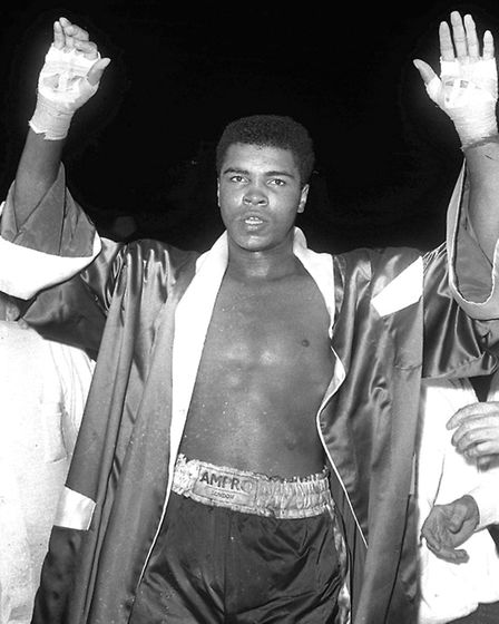 Ali was admitted to hospital with a respiratory condition earlier in the week. His family's spokesma