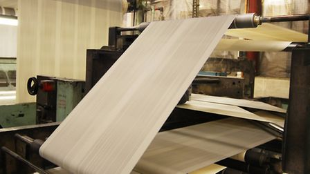 Clays book printers in Bungay. Picture: Submitted
