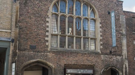 The King's Lynn Arts Centre closes is doors after 60 years. Picture: Matthew Usher.