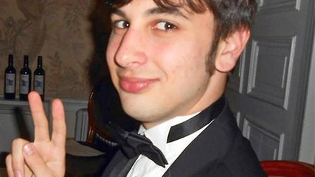 Elliot Johnson, 21, who is believed to have taken his own life after alleged bullying within the Con