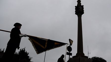 A memorial service was held in Downham Market, 100 years on from the Battle of Jutland, the largest
