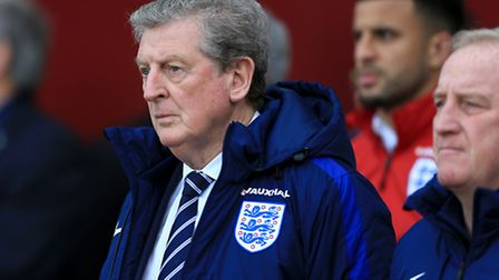 Roy Hodgson has named his England squad for the European Championship in France.