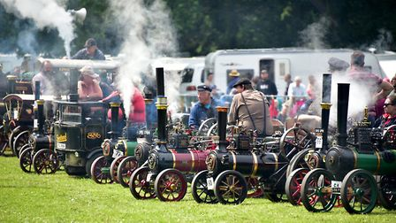Strumpshaw Steam Rally. Picture: ANTONY KELLY