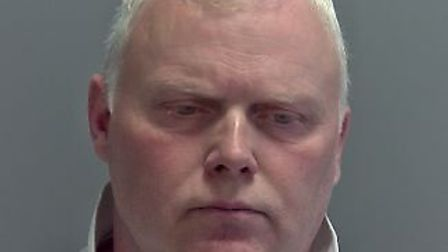 Andrew Blyth has been jailed for 32 months. Picture: Suffolk Police