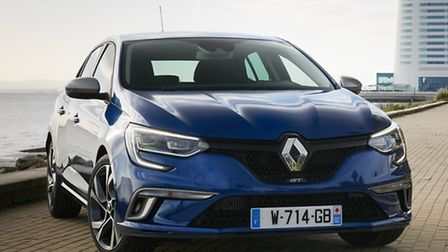 Head-turning new Renault Megane is one of the best-looking cars in this family hatchback class.
