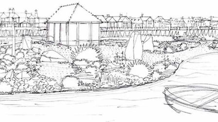 The first images have been relased showing what Great Yarmouth's Waterways could look like followiin