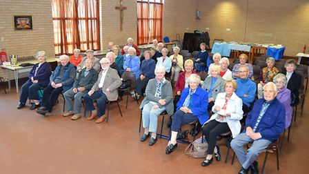 Lowestoft Evacuees annual summer reunion. Pictures: MICK HOWES