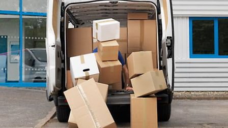 Almost nine in 10 vans weighed by the Driver and Vehicle Standards Agency last year were found to be