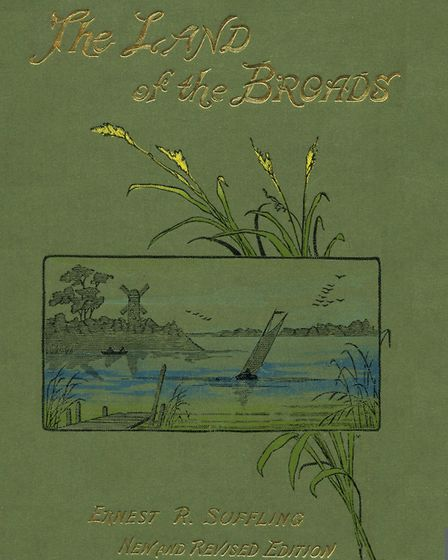 Land of the Broads by Ernest Suffling