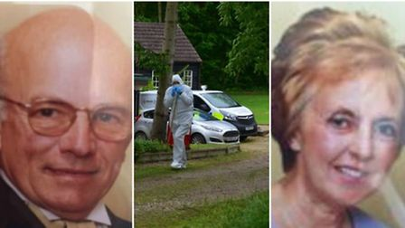 Grandparents Peter and Sylvia Stuart from Weybread near Harleston were reported missing on Friday, h