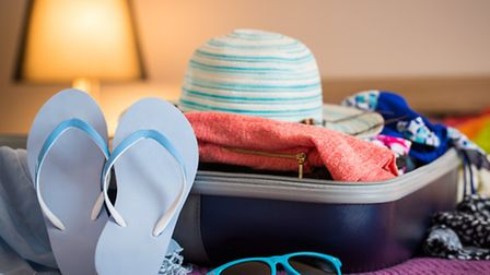 follow my holiday packing tips; I know you like a challenge.